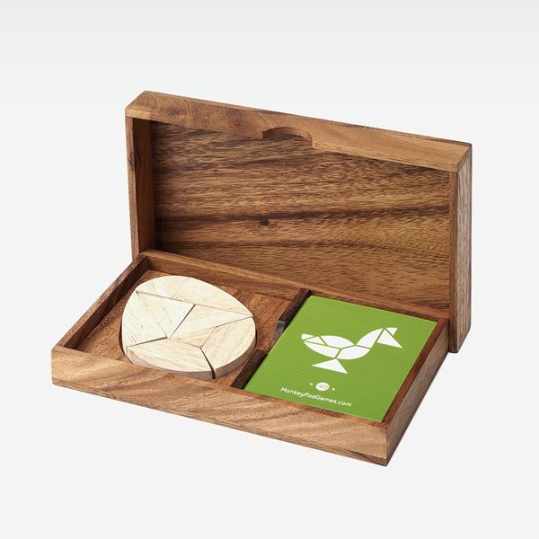 Picture of Wooden Sculpture Puzzle