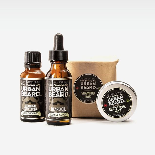 Picture of Beard Beauty Set