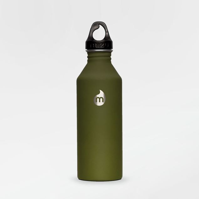 Picture of Isolated Hydration Bottle - Green